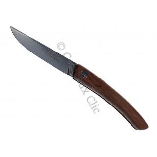 Couteau Le Thiers Rotosphère Bubinga