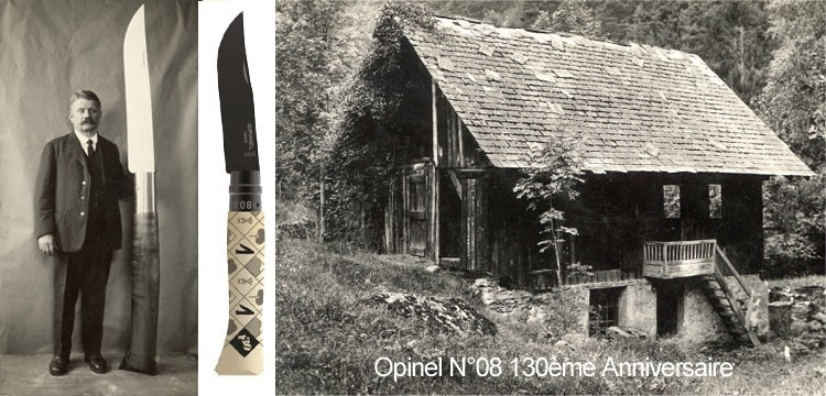 Opinel Anniversaire 130 ans