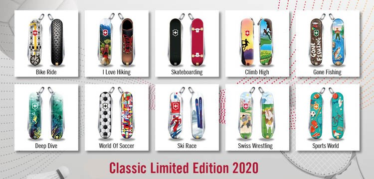 Victorinox Classic Limited Edition 2020